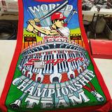 SNAP ON World Championship Beach Towel