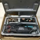 Dremel Electric Tool with Attachments and Tire Plug Kit