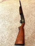 Stevens Model 77A 12 ga. Pump Action Shotgun