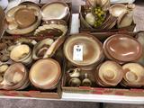 Frankoma Dish Set