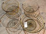 Poly Wire Egg Baskets