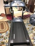 Nautilus Super Soft Powered Tread Mill with Monitor