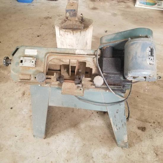 Duracraft Heavy Duty Metal Band Saw with Stand