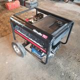 Homelite LRIE5500 Portable Generator 5500w Electric Start