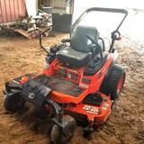 '08 Kubota ZD326 S Zero Turn Lawn Mower 60