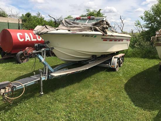 Tri Sonic SST 18? Jet Boat