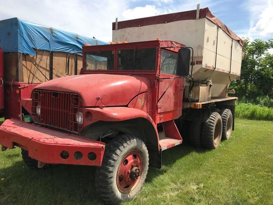1952 GMC 2 ... ton 6x6 AWD Military Truck