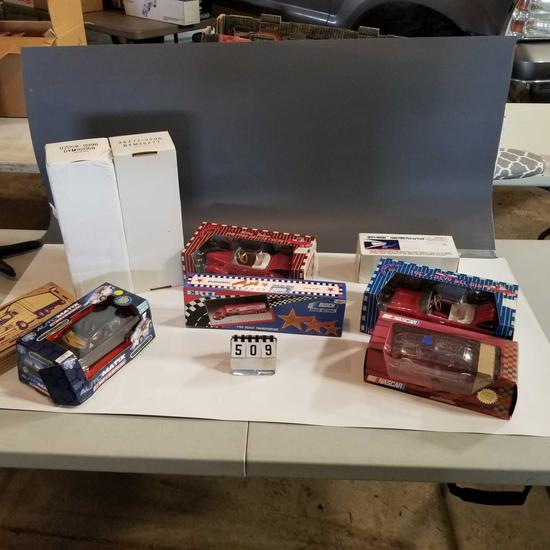 Assortment NIB Toy Cars
