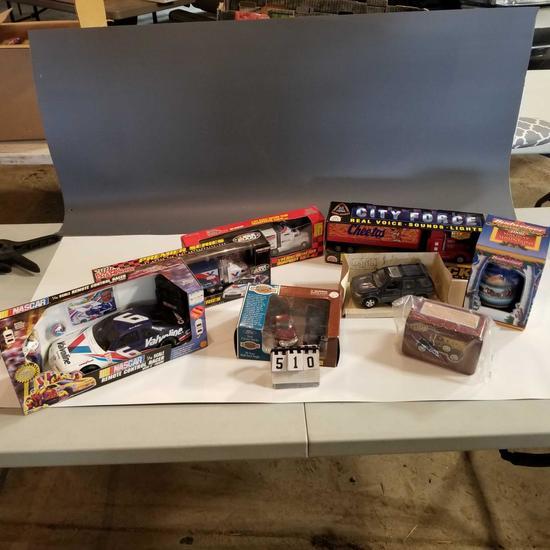 Assortment Collectible Toys NIB