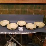 5 Count Watt Ware Bowl Assortment