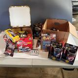 Assortment inc. Nascar Collectible Items