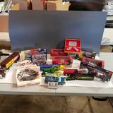 Collectible Assortment. inc. Earnhart, John Deere, CaseIH Items