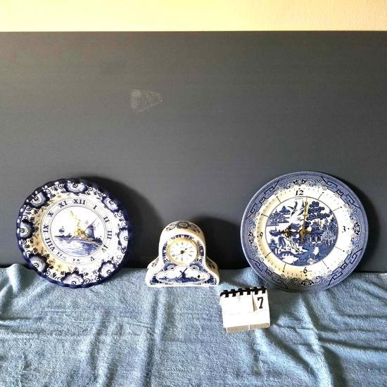 Delft Clocks