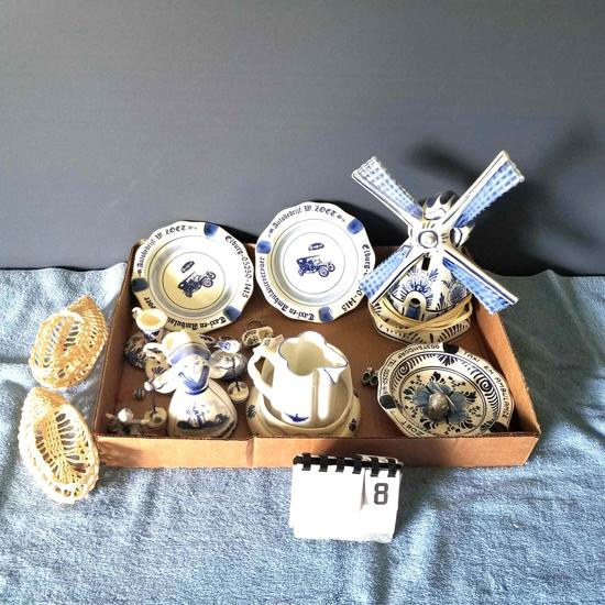 Delft Items