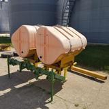 Ag Chem 500g Saddle Tanks with Mounts