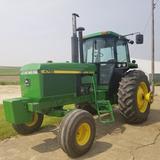 1989 John Deere 4755 2wd Tractor