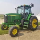 1997 John Deere 7810 2wd Tractor