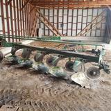 Oliver 5 Bottom Steerable Moldboard Plow