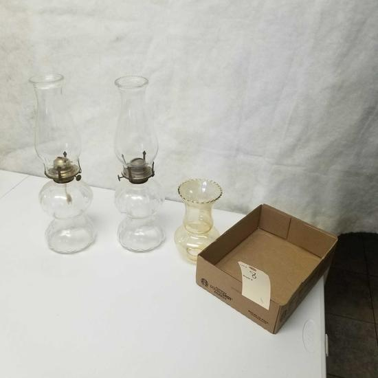 Kersene Lamps 2 Count