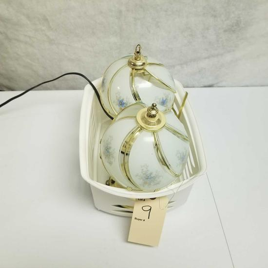 Decorative Desk/Dresser Lamps