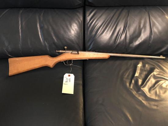 Springfield model 15 bolt action .22 rifle