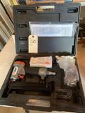 Paslode lite line air floor nailer, Model #F18-140. No shipping