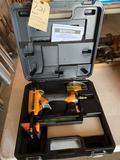Bostitch 18 gauge SX model EHF1838A air flooring stapler, new in box. Shipping