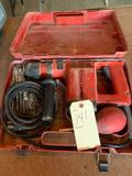 Hilti TE12S cement hammer drill. Up to 5/8'' bit. No shipping.