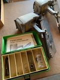 (2) SK-312 air framing nailers with extra parts and accessories. No shipping