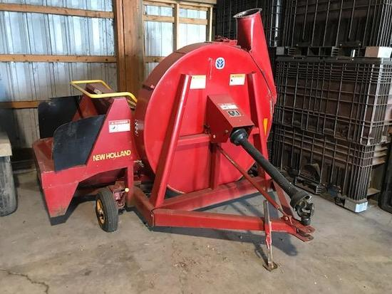 New Holland F628 Silage Blower Short Hopper