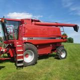 2002 2366 Axial Flow Combine, 2wd, Hydro