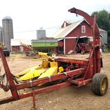New Holland 890 Pull Type Forage Harvester