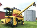 1989 New Holland TR 86 Combine 2wd Twin Rotor