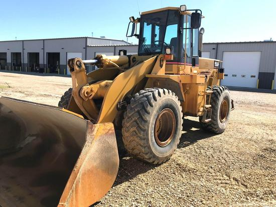 Caterpillar 950F Series II Diesel Wheel Loader