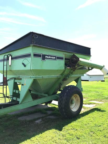 Parker 450 Grain Cart