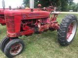 1953 IH Farmall Super M Tractor