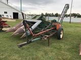 New Idea 325 2x30 Corn Picker / 327 Husking Bed