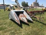 New Idea 325 2x30 Pull Corn Picker /327 Husker Bed