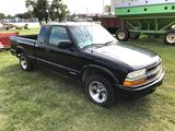 2000 Chevy S-10 Pickup 2wd Extended Cab