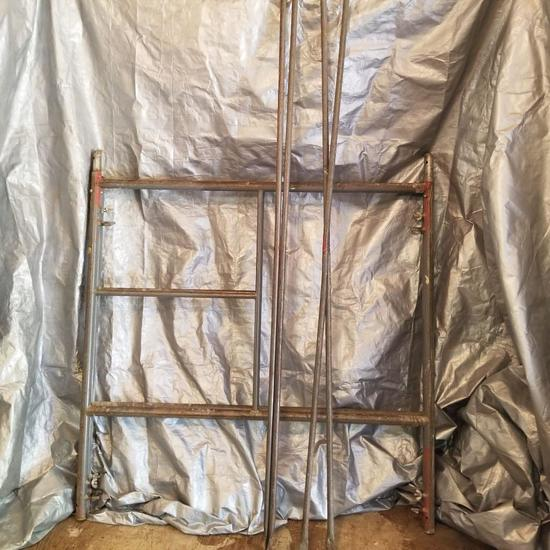 Scaffold Section [4 of 5]