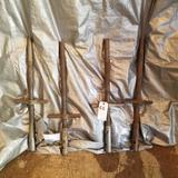 Scaffolding Leveling Legs Screw Adjust