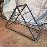 Portable HD Triangle Style Wire Spool Holder