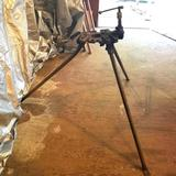Tripod Pipe Vise and Conduit Bender
