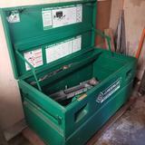 Greenlee 2000lb Easy Tugger Pulling System w/ Job Box
