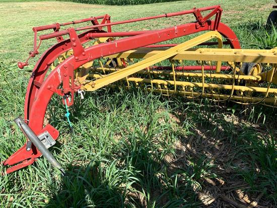 New Holland Model 56 Side Bar Rake