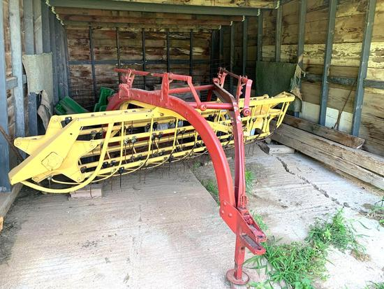 New Holland Model 256 Side Bar Rake