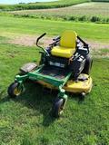 John Deere Z540M Zero Turn lawn Mower