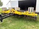 2012 Aerway 20' Pull Type Aerator w/ Remlinger Harrow