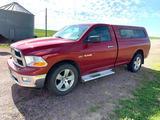 2010 Dodge Ram 1500 SLT Pickup Truck, VIN # 3D7JV1ETXAG111852