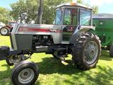 1984 White 2-110 Tractor, 2wd, Cab, Only Showing 2599 Hrs